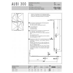 Narożnik AUBI VR301...