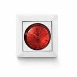 Lampka kontrolna czerwona...