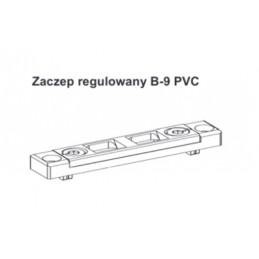 Zaczep rygla regulowany B-9 PCV Romb Złotów