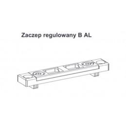 Zaczep rygla regulowany B-Al Aluminium Romb Złotów
