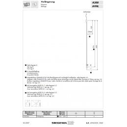 Przedłużka AUBI VT301 AVNL3060