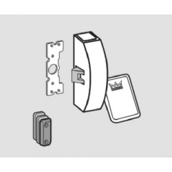 Dorma Exit Pad modułowy srebrny - ID 3501421111001